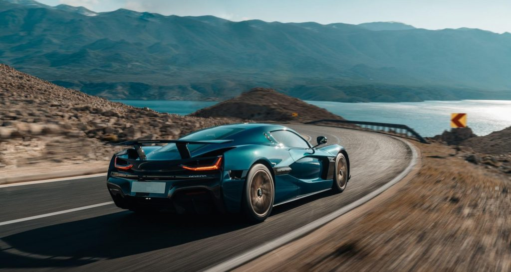 What is the fastest electric car in 2021