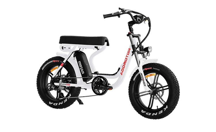 Addmotor Fat Tire Electric Bike Review