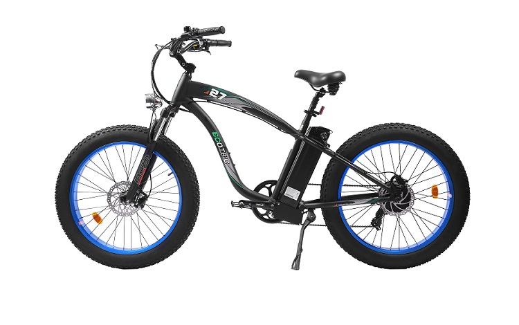 """Ecotric 26"""" Fat Tire Review"""