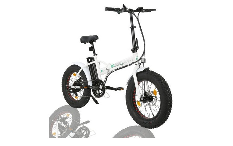 Ecotric Fat Tire Electric Folding Bike Review