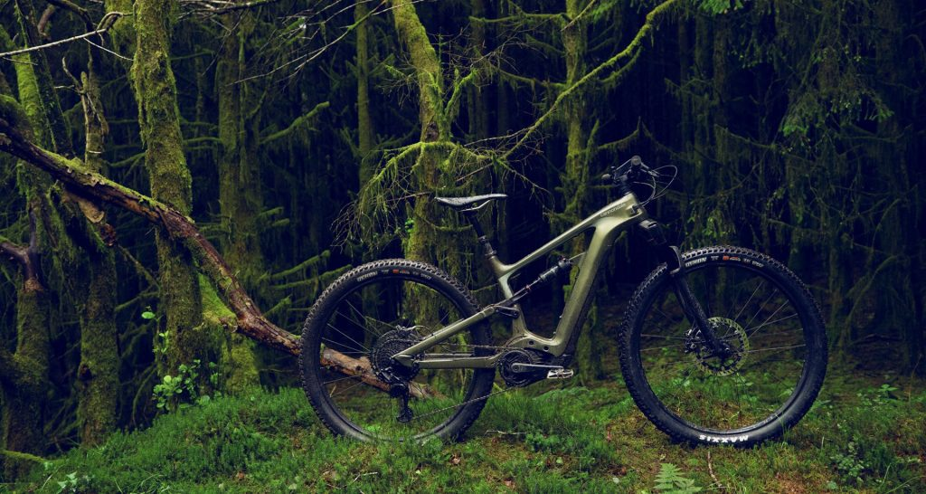 feaatures of electric bike frame