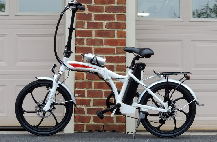 Features of Foding electric bikes