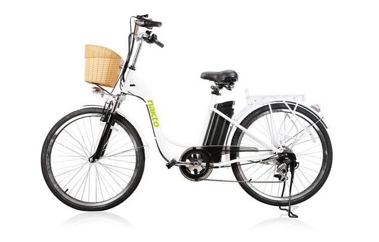 NAKTO Camel City Women Electric Bicycle Review