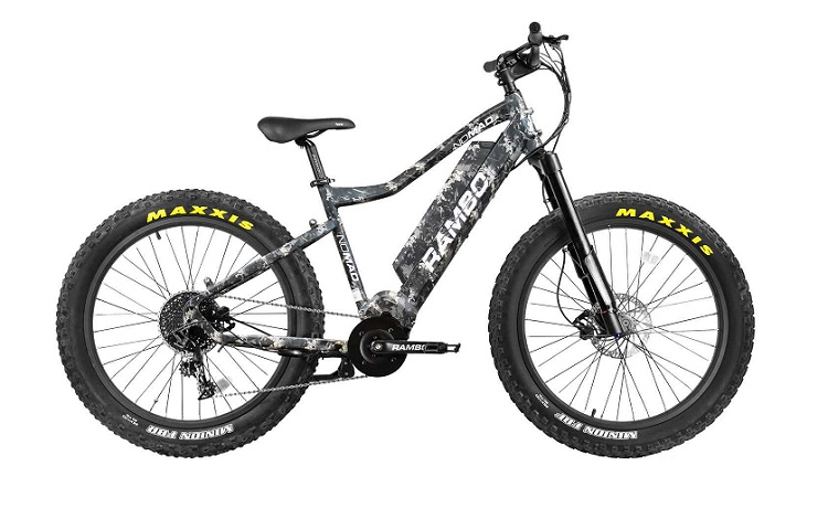 Rambo Bikes The Nomad 750 XPC11 Review