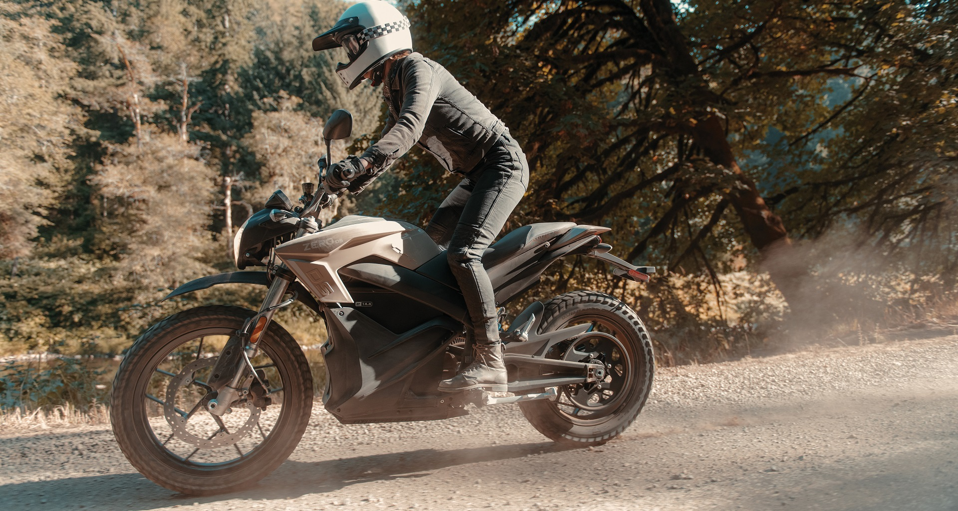 Electric Motorcycle Off-road