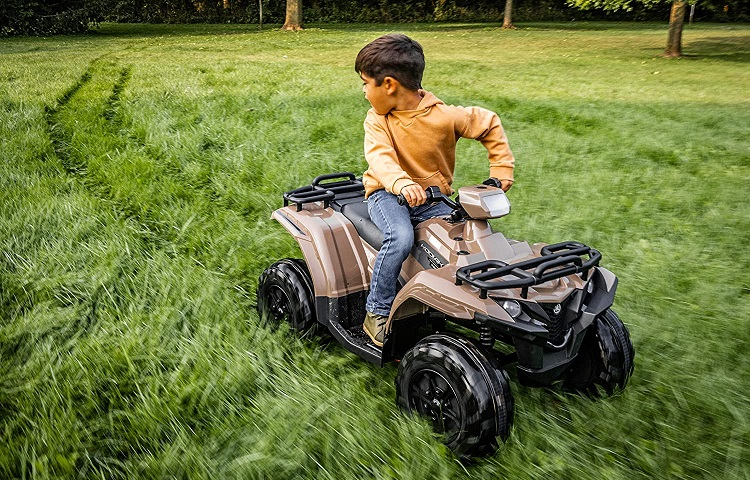 How Old Should a Child Be to Ride an ATV?
