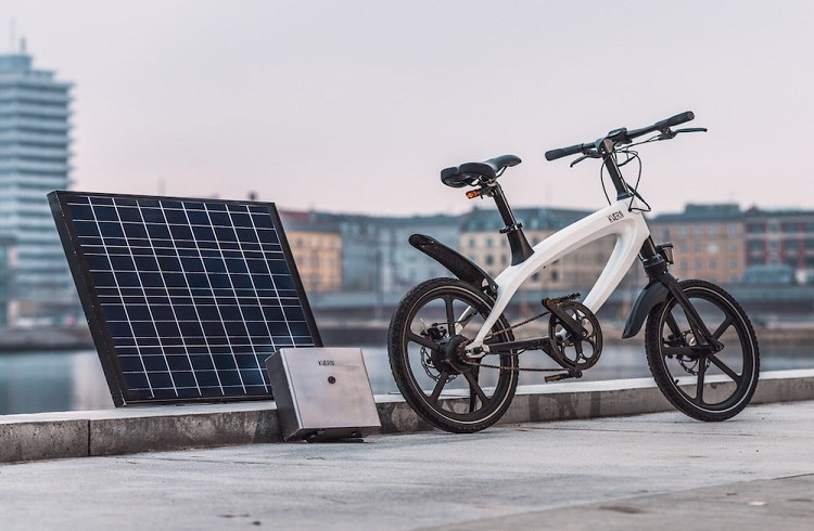 is solar bike reliable