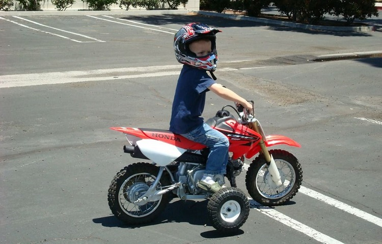 dirt bike training wheels pros and cons