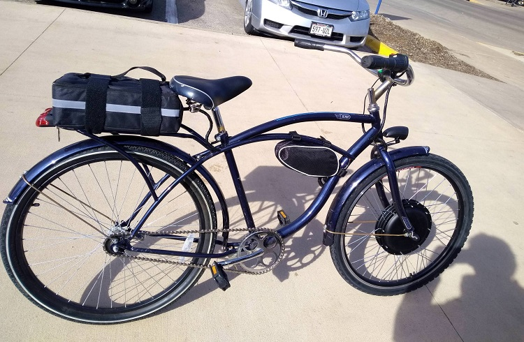 is it possible to make ebike