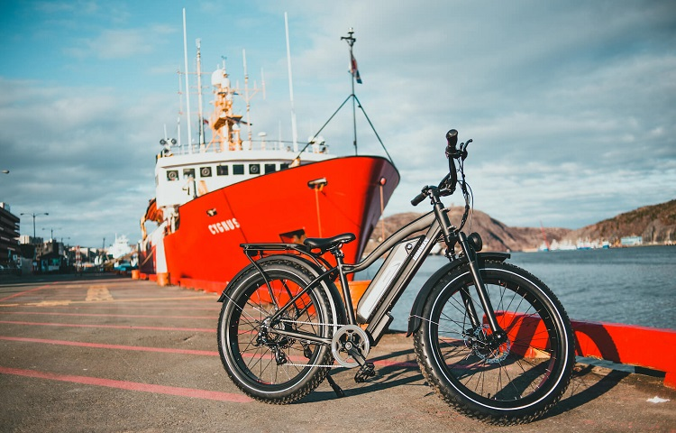 cruise with heavy frame