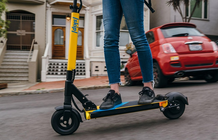about electric kick scooter