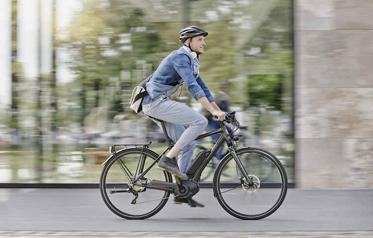 are electric bike faster than others