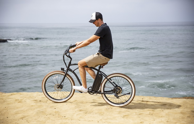 does ebike charge as you pedal