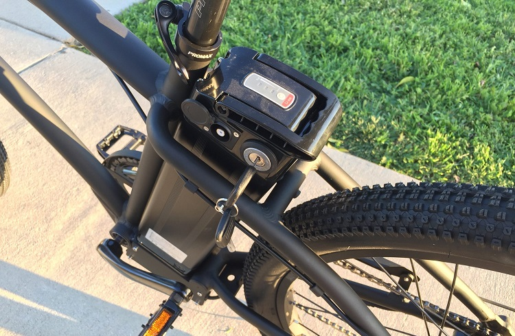 How strong can electric bike batteries be?